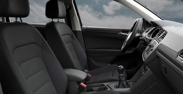 Volkswagen Tiguan Comfortline.