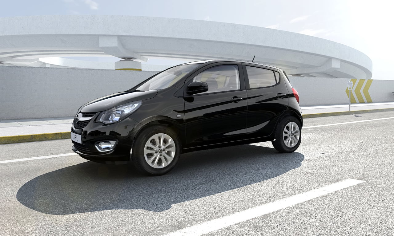 Opel Karl.