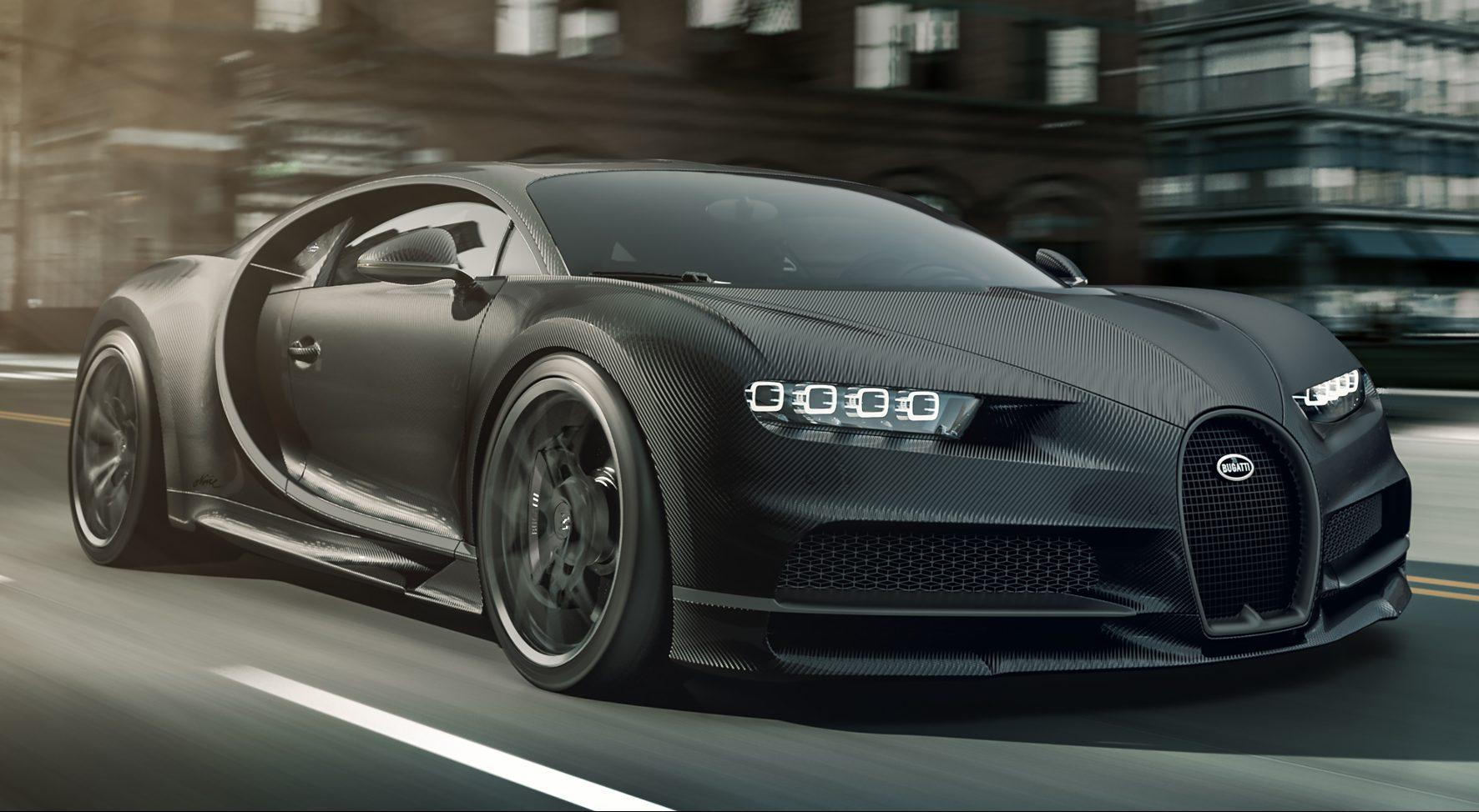 Den Bugatti