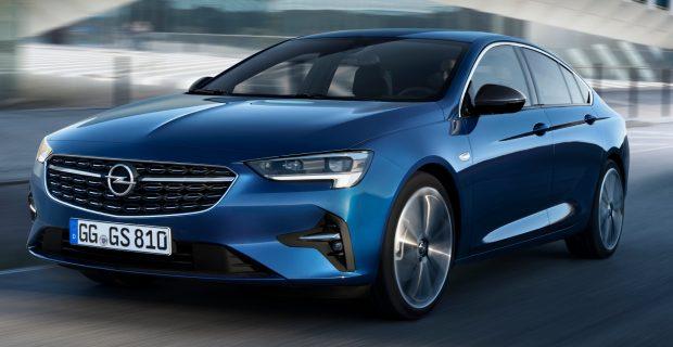 Der Opel Insignia Grand Sport ist mit hochmoderner Technologie ausgerüstet.