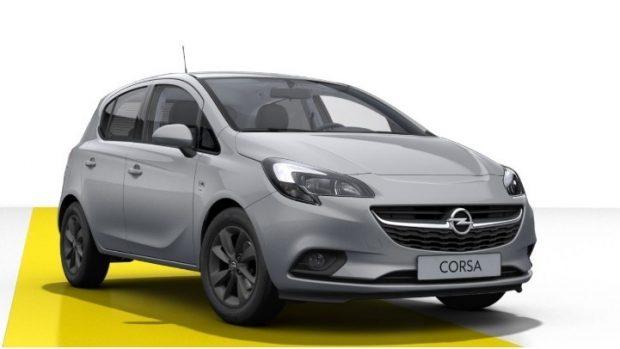 Opel Corsa 120 Jahre Edition.