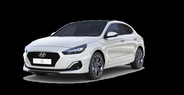 Hyundai i30 Fastback.