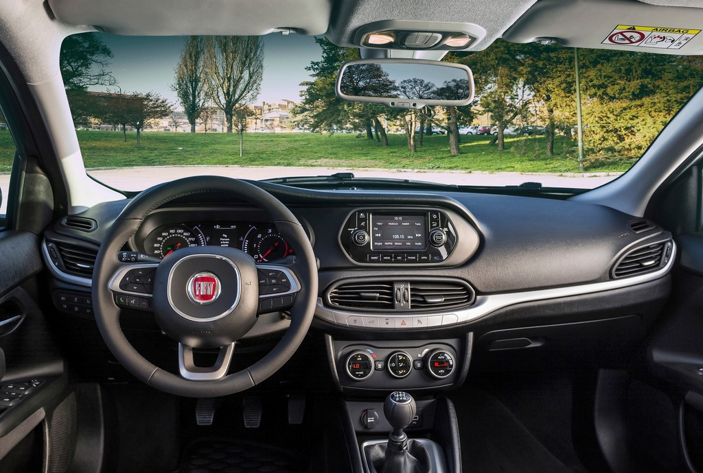 Fiat Tipo Lounge.
