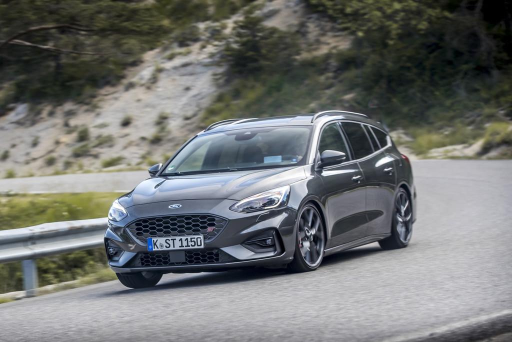 Ford Focus Turnier ST-Line.