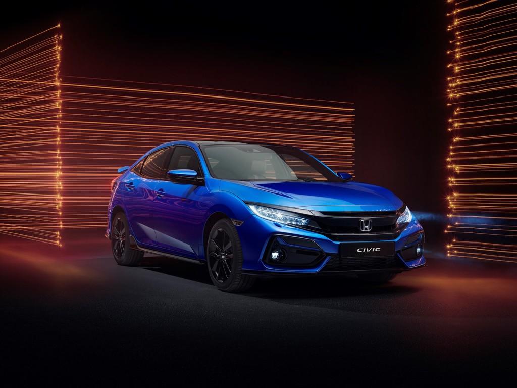 Honda Civic Sport Line.