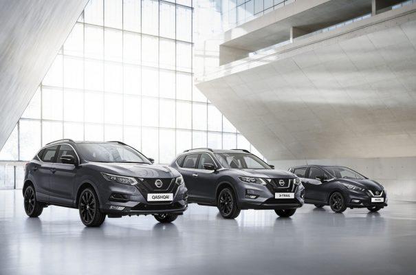 Nissan N-Tec Edition: Micra, Qashqai und X-Trail als Sondermodelle.
