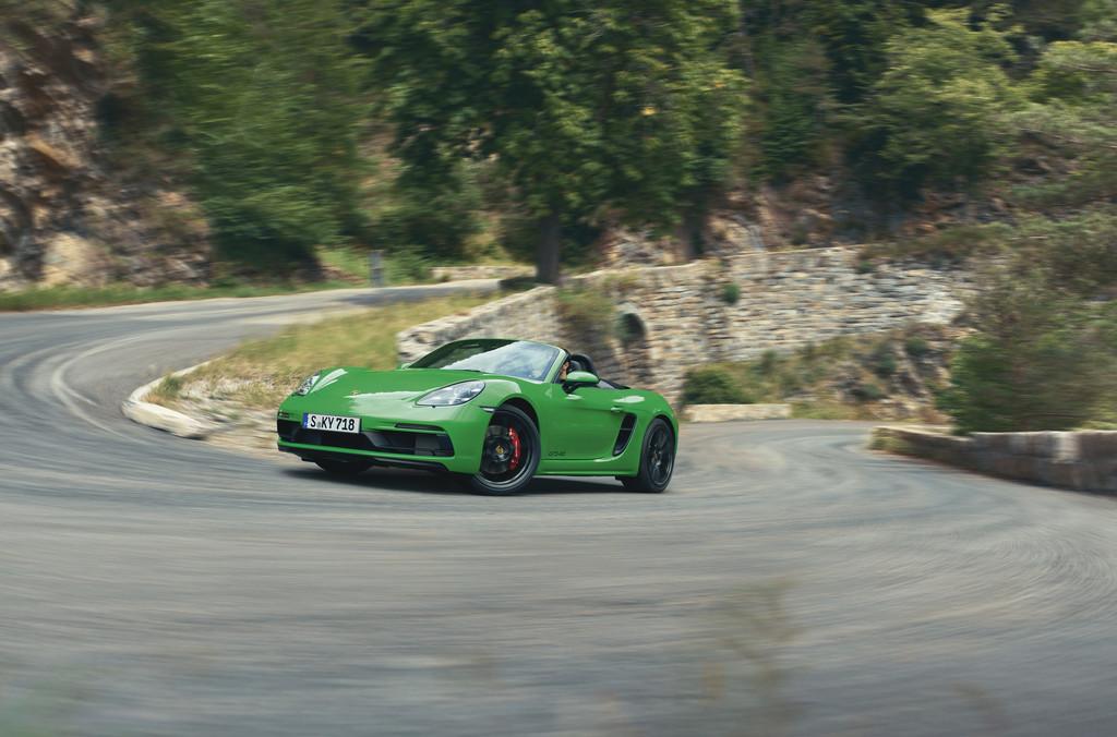Porsche 718 Boxster GTS 4.0.