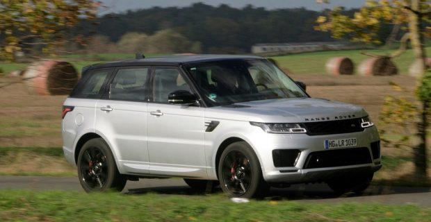 Range Rover Sport: Entspanntes Gleiten für Betuchte
