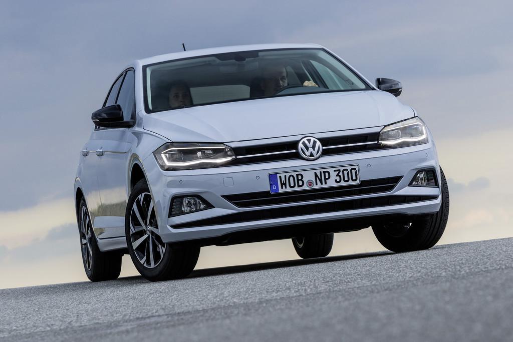 VW Polo Comfortline.