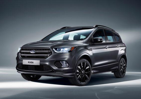 Ford Kuga ST-Line.