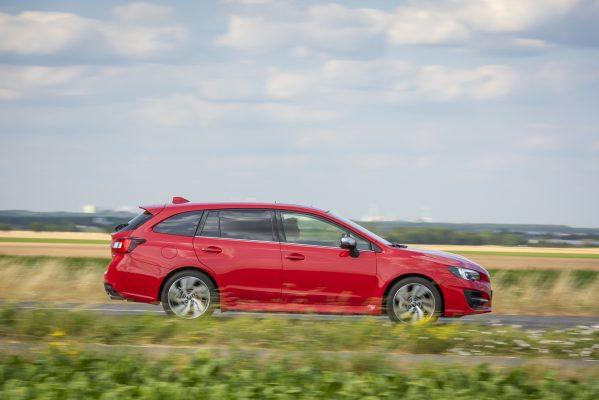 Subaru Levorg 2.0i: Mittelklasse-Kombi zum Kompakt-Preis