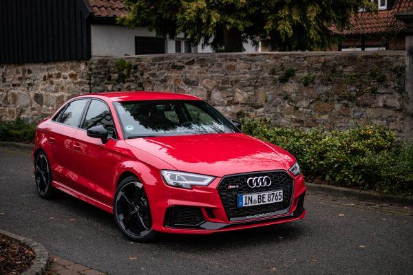 Audi RS3 Limousine: Der Teufel trägt Lader
