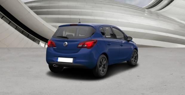 Opel Corsa 120 Jahre.