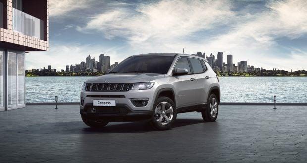 Jeep Compass Longitude: Attraktiver Geländegänge