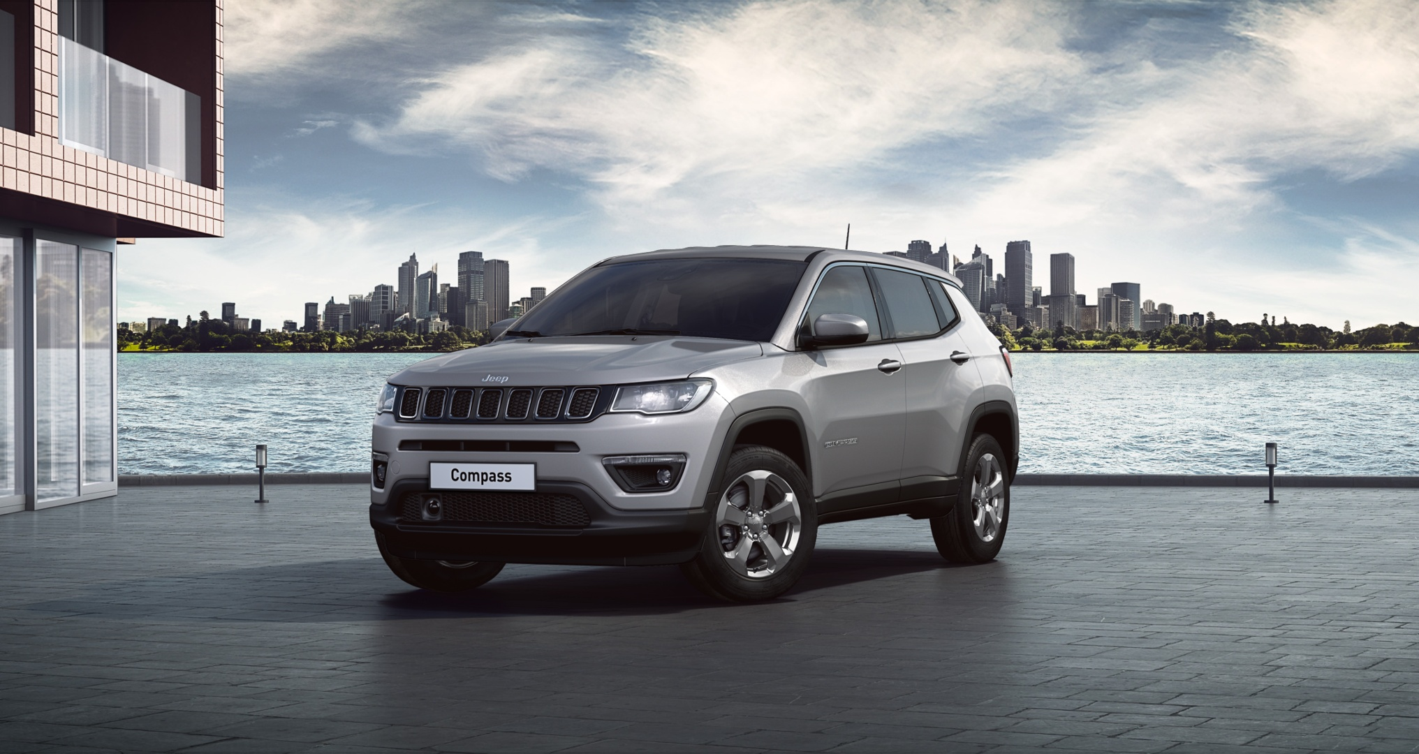 Jeep Compass Longitude.
