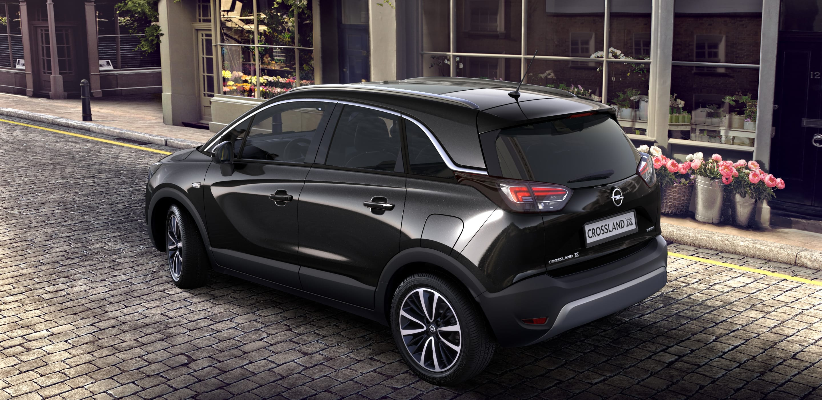 Opel Crossland X Innovation 1.2 Turbo. 1.2 Turbo.