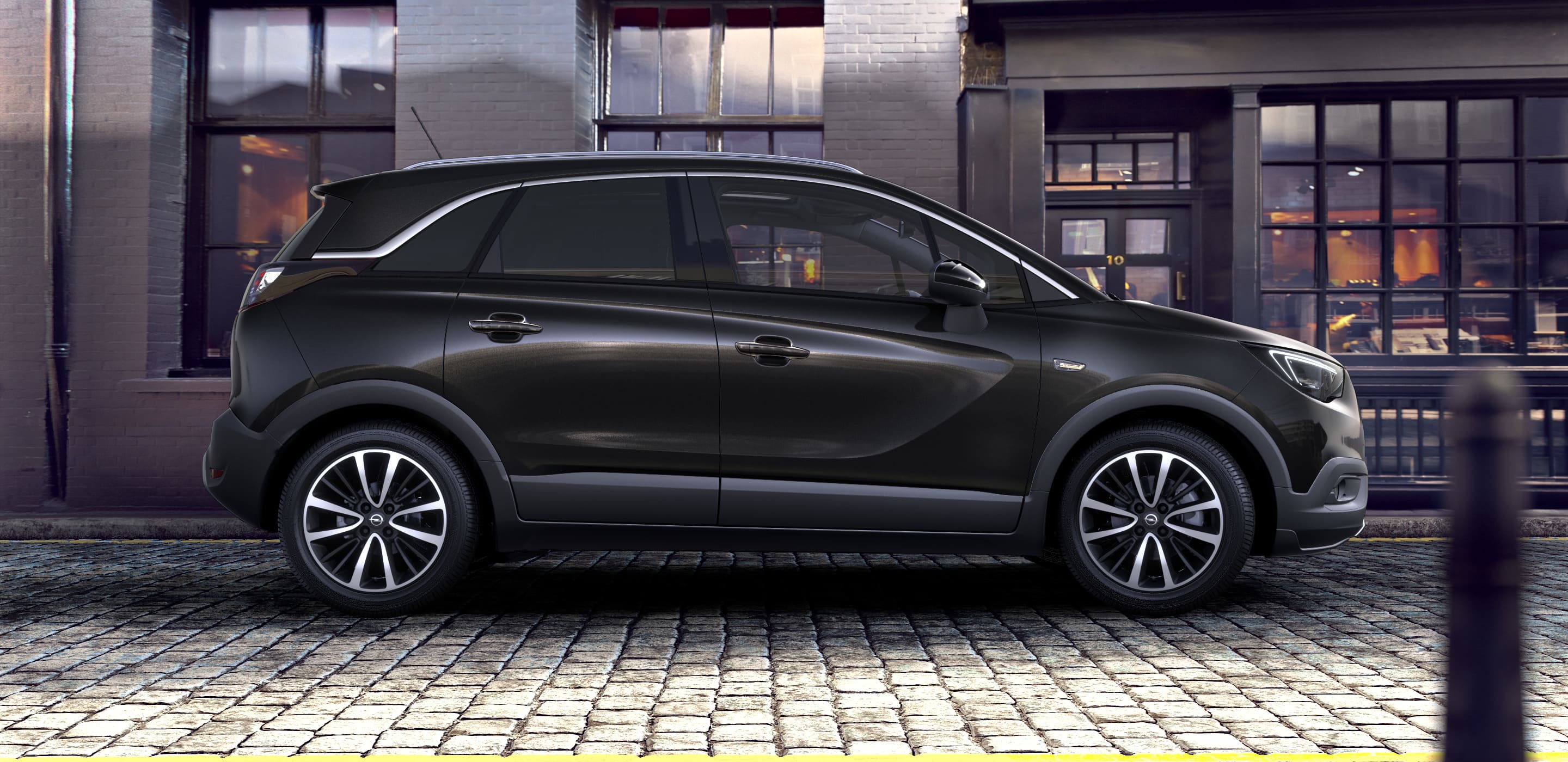 Opel Crossland X Innovation 1.2 Turbo.