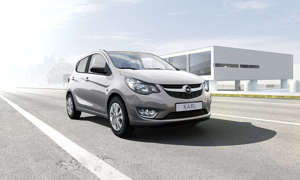 Opel Karl 1.0 Edition