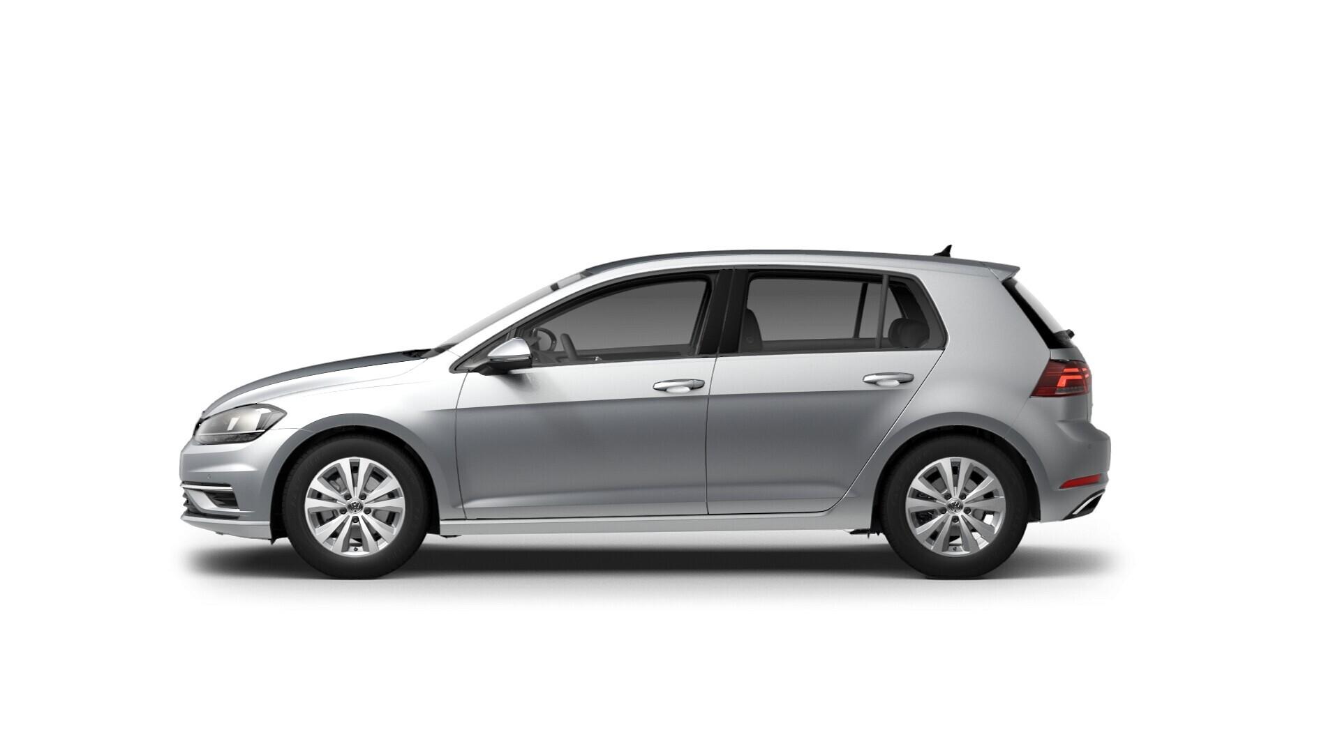 Volkswagen Golf Comfortline.