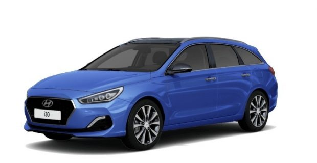 Hyundai i30 Combi.