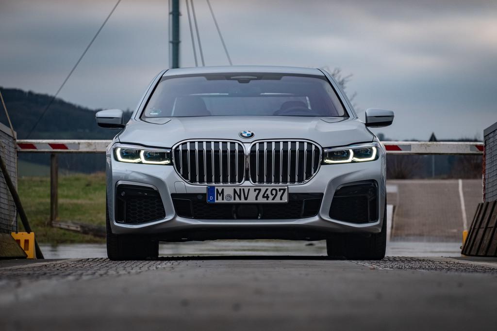 BMW 730d x-Drive.