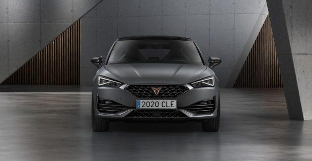 Cupra Leon e-Hybrid.