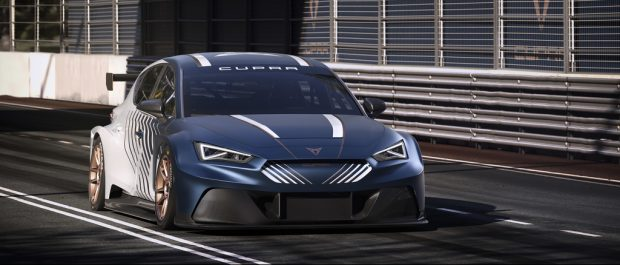Cupra e-Racer.