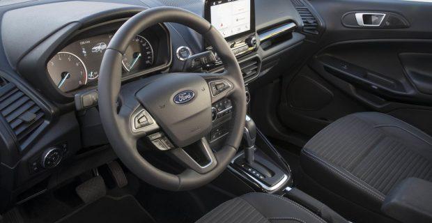 Ford Ecosport ST-Line.