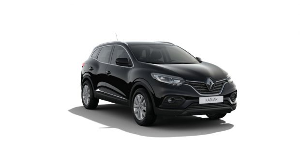 Renault Kadjar Limited.