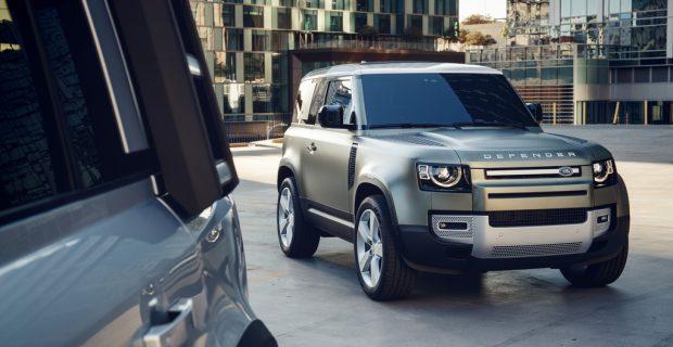 Land Rover Defender 90 startet bei 49.700 Euro