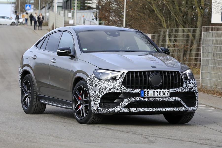 Mercedes-AMG GLE 63.