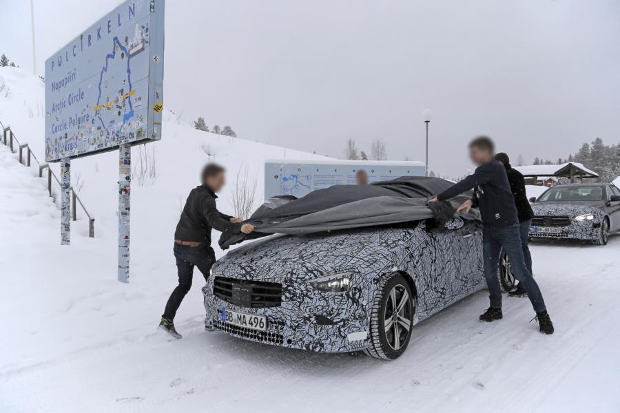 Mercedes-Benz C-Klasse.