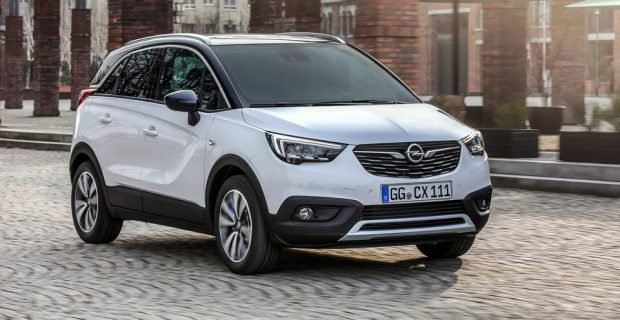 Opel Crossland X Innovation.
