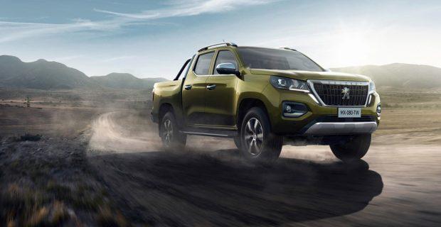 Peugeot bringt das Pick-up Landtrek