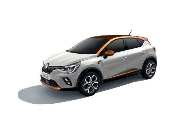 Der Renault Captur mag es abwechslungsreich