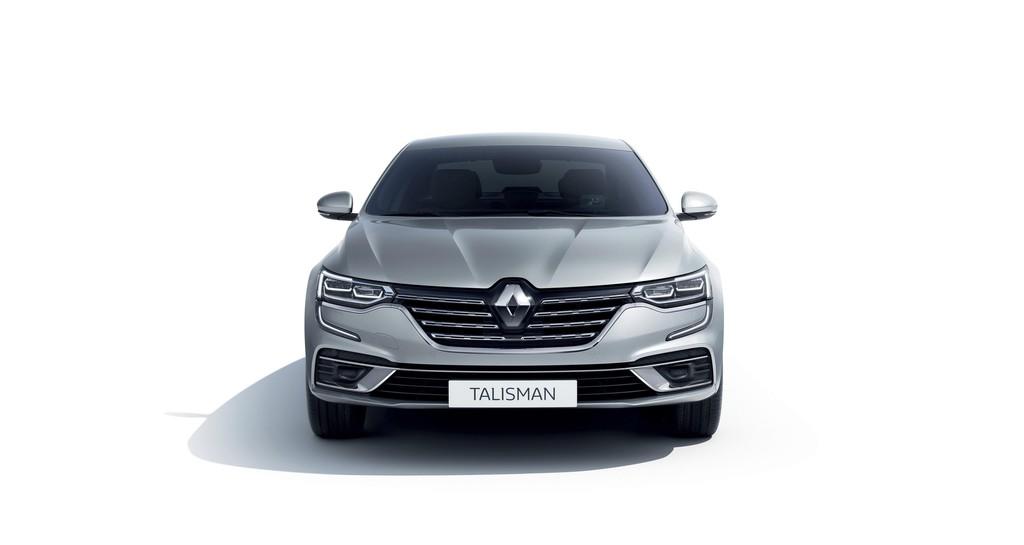 Renault Talisman.