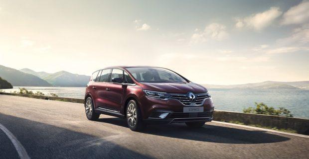 Renault nennt Preise für den Espace