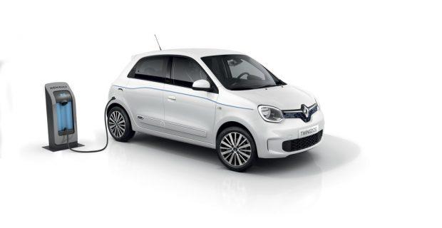 Renault stromt den Twingo