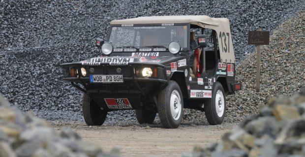 VW Iltis Dakar (1980).