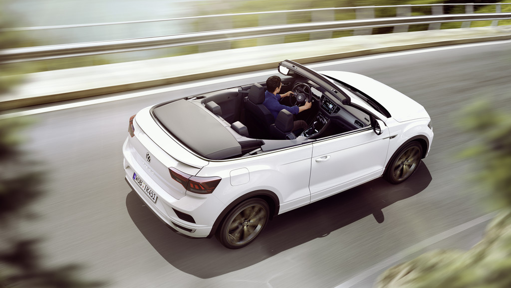 VW T-Roc Cabriolet.