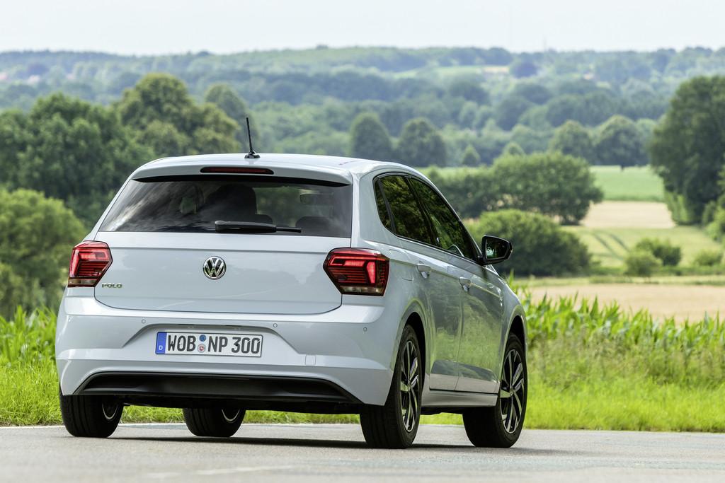 Volkswagen Polo Comfortline.