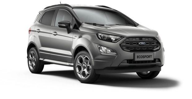 Ford Ecosport ST-Line.