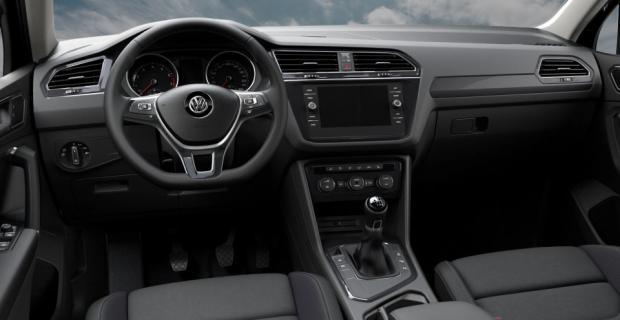 Volkswagen Tiguan Trendline.