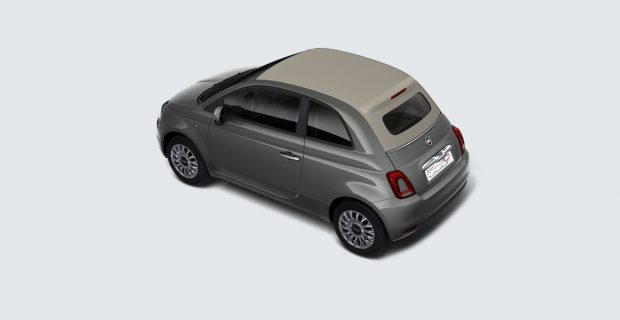 Fiat 500C Lounge.