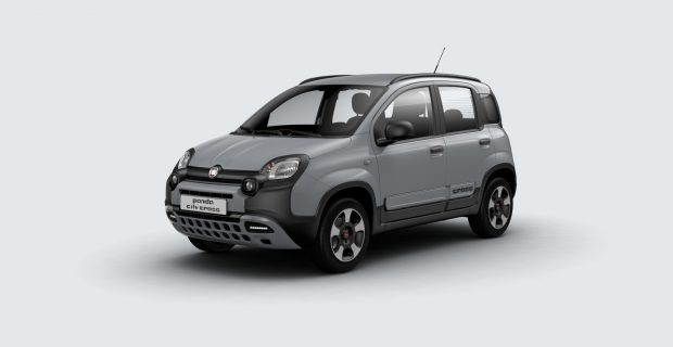 Fiat Panda Turbo Cross.