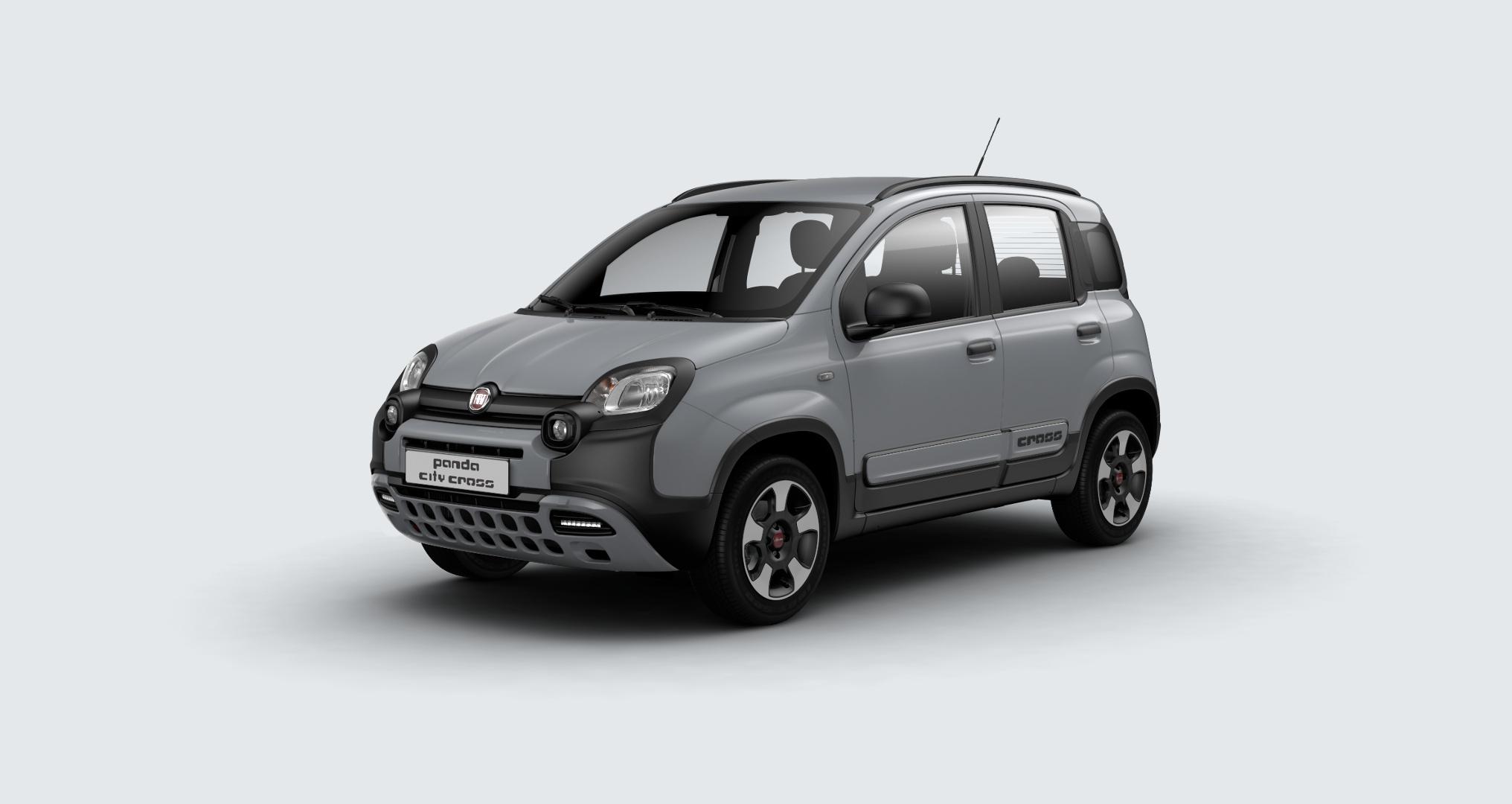 Fiat Panda Turbo Cross.