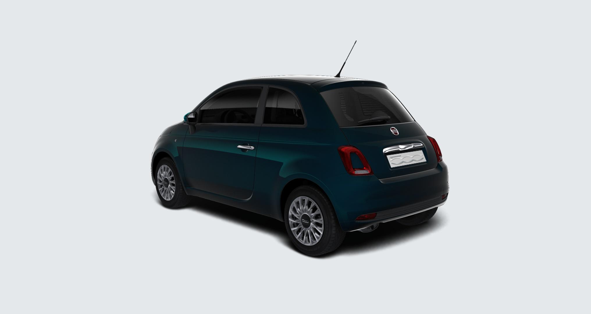 Fiat 500 Lounge.
