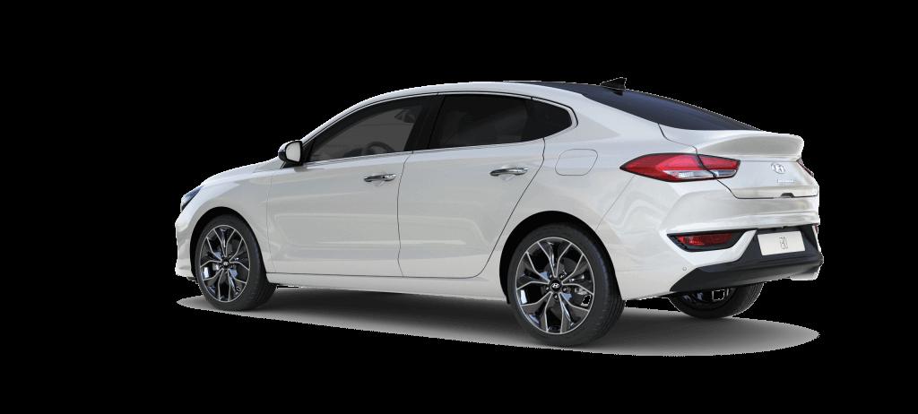 Hyundai i30 Fastback Style.