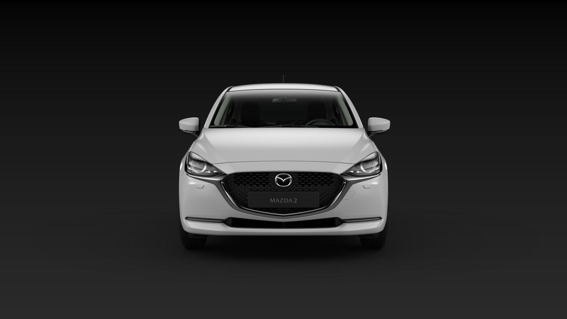 Mazda 2 Exclusive-Line.