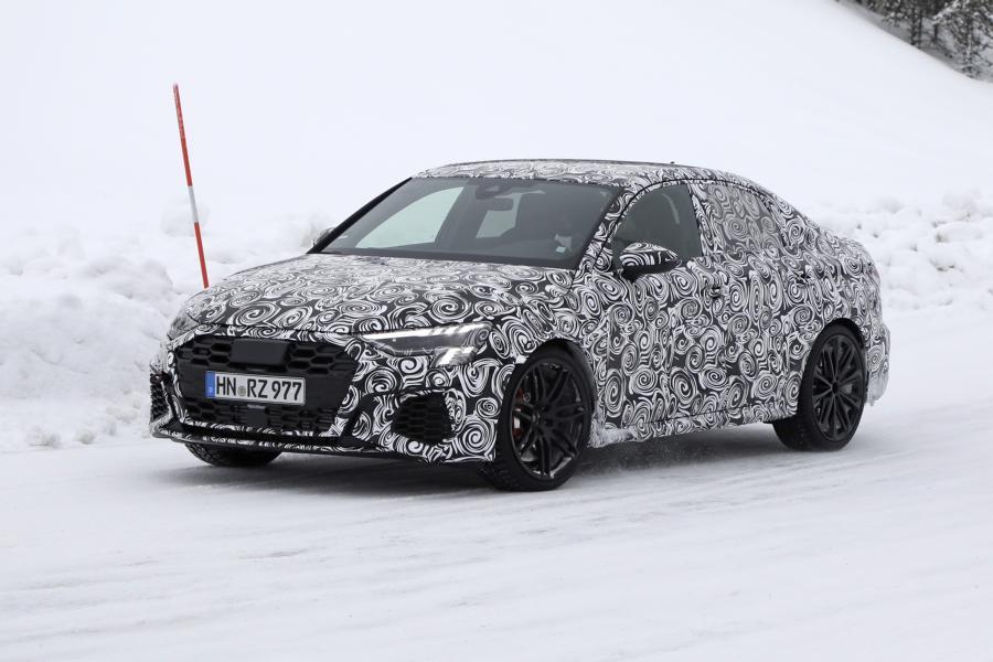Audi RS 3 Limousine.